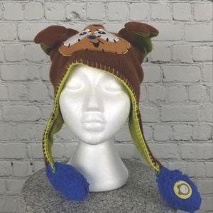 FLIPEEZ | monkey kids winter hat